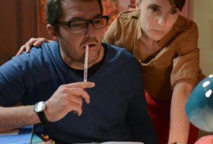 Alix Poisson et Arnaud Ducret