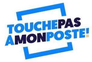 Logo émission Touche Pas à Mon Poste (TPMP)