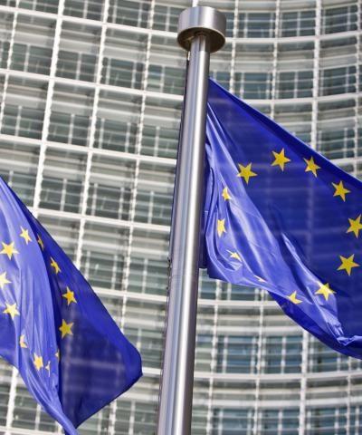 Si-ge de l'Union européenne à Bruxelles (Belgique)