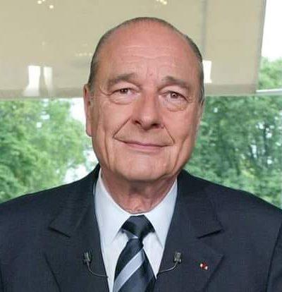 Jacques Chirac, président de la République française de 1995 à 2007