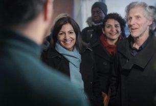 La maire sortante Anne Hidalgo (PS) arrive en tête du premier tour des élections municipales à Paris avec 29,8% des voix selon les premières estimations.