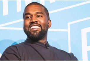 Kanye West, candidat déclaré à la présidentielle américaine de 2020.