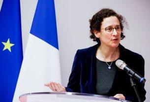 Emmanuelle Wargon, la ministre déléguée auprès de la ministre de la Transition écologique, chargée du logement.
