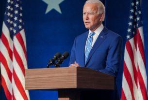 Le démorate Joe Biden, nouveau président des Etats Unis.